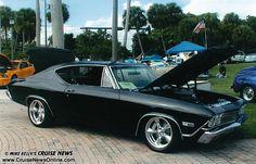 1968 pro mod chevelle