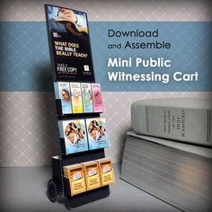 cart witnessing template - Buscar con Google