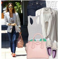 1458. Celebrity Style: Jessica Alba