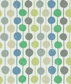 Taimi by Scion - Apple, Ivy and Slate - Wallpaper : Wallpaper Direct