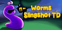 Watch out! An army of worms and snails is coming! It's some kind of farm game - protect your farm and save the world from slimy intruders! In Worms Slingshot TD - nice worms game- you become a Commander of the United Farmer Forces. You're barricaded at the last stronghold of gardening left – The Golden Harvest Farm. Your goal is to defend the Golden Harvest Farm from angry conquerors – snails and worms. http://academmedia.com/en/apps/worms_slingshot_td
