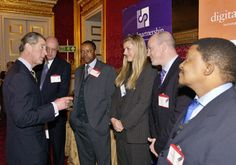 Archives: Sustainability meeting with Prince Charles