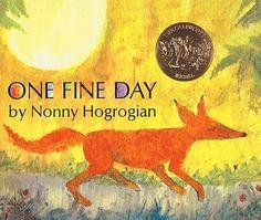 Premiul de Onoare Caldecott din anul 1972 rescrisă și ilustrată de Nonny Hogrogian. Cartea este bazată pe o poveste tradițională din Armenia. Când o vulpe însetată fură lapte de la o fermă, aceasta își pierde coada fiind tăiată de către fermier, și își petrece toată ziua negociind pentru a o recupera. Vârstă: 5-8 ani.