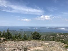 Learning about Climate Change at Acadia National Park — Boston Green Blog
