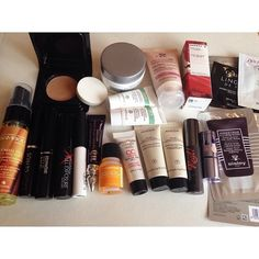 Piling on too many new products at one time.   14 Things You're Doing Wrong To Your Skin