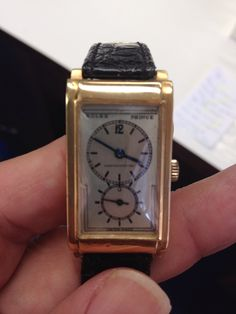 Watch tone omega two vintage