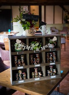 I am partial to a spot of builders tea; milky, two sugars and a whiff of a PG tips tea bag Seating Plan Wedding, Wedding Table, Seating Plans, Wedding 2017, Wedding Blog, Cooling Castle Barn, Wedding Decorations, Table Decorations