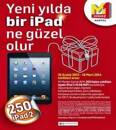 M1 Merkez Kartal AVM Çekiliş Kampanyası - M1 Merkez Kartal AVM Apple iPad 2 Çekilişi http://www.kampanya-tv.com/2014/01/m1-merkez-kartal-avm-cekilis-kampanyasi-m1-merkez-kartal-avm-apple-ipad2-cekilisi.html