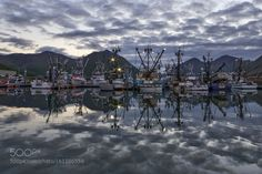 Fishing Fleet by dosxxcess