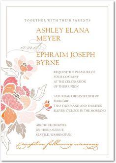 icanhappy.com spring wedding invitations (28) #weddinginvitations