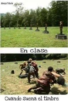 Leer Memes THG - Clase - Wattpad