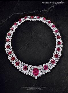 Beauty Full. POKARNNA GEMS. Custom Made Fine Jewelry.