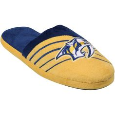 Nashville Predators Big Logo Slide Slippers - $19.99