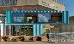 Ресторан Wahaca Southbank Experiment был приятным, но временным явлением этого лета для жителей и гостей Лондона, Великобритания. Он был построен на открытой террасе Зала королевы Елизаветы, который является частью большого культурного центра Southbank Centre на южном берегу Темзы. Архитекторы...