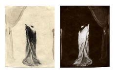 Dan Estabrook . Ghosts & Models (Model L. H.) . 2002
