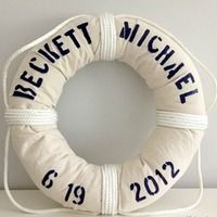 Anchors Away DIY Party Decorations