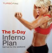My FAVORITE!!!  Comes with the TurboFire program.  Only 5 days & amazing results.  I have a problem eating well all the time so I use this to kick my mind back in gear.