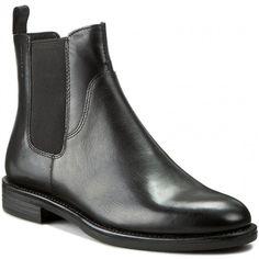 Koníková obuv s elastickým prvkom VAGABOND - Amina 4203-801-20 Black 3f311e61684