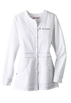 Scrubs: Nursing Uniforms and Medical Scrubs Vet Scrubs, Medical Scrubs, Business Casual Outfits, Office Outfits, Office Uniform For Women, Lab Jackets, Doctor Coat, Mode Mantel, Scrub Jackets