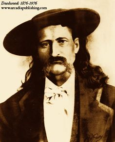On This Day in History, July 12, 1861: Wild Bill Hickok began his legendary career as a gunfighter by killing 3 men at a shootout in Nebraska.