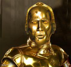 Nicholas Cage as C3PO