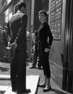 Comprar con el gusto de Audrey Hepburn es posible