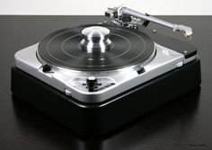 Artisan Fidelity record players based on a Garrard + SME tonearm