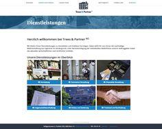 An der Seftigenstrasse 2 in Bern sind zwei Firmen unter einem historischen Dach. Die Trees & Partner AG und die Trees & Burri Notare: Ein Haus mit 2 Eingängen.  #webagentur #webdesign #bern