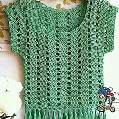 Diy Crafts - Best 12 Baby Knitting Patterns Scarf Bolero on the motif of Doris Chen – Country Mam Crochet Patterns Jacket Posts on topic 'tops jacket Débardeurs Au Crochet, Crochet Bolero Pattern, Pull Crochet, Lace Knitting Patterns, Chunky Crochet, Crochet Woman, Crochet Blouse, Free Knitting, Crochet Summer Tops
