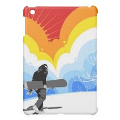 Shop for Colorful iPad cases and covers for the iPad Pro or Mini. No matter which iteration you own we have an iPad case for you! Ipad Mini Cases, Ipad Case, Snowboarding, Tweety, Vectors, Snow Board, Snowboards