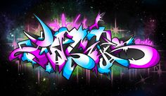 In pictures Just Good Dope graffiti #1