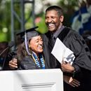 On Saturday, both Denzel Washington and Michelle Obama were given the opportunity to speak to two separate graduating classes at historically known black universities. Michelle's speech, which was racially motivated, was put to shame afterOn Saturday, both Denzel Washington and Michelle Obama were given the opportunity to speak to two separate graduating classes at historically known black universities. Michelle's speech, which was racially motivated, was put to shame after Denzel…