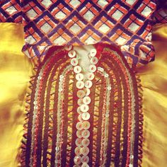 """From my private collection- #vintage #beaded #vest #Albania"""