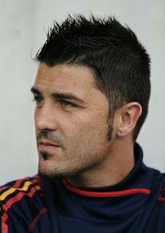 David Villa - Espanha