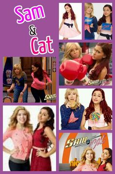 I am obsessed with the TV Show Sam and Cat Ariana Grande Cat, Nickelodeon Shows, Sam And Cat, Bae, New Teen, Kids Tv Shows, Icarly, Cat Valentine, Big Sean