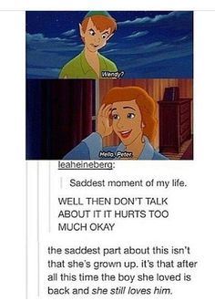 Disney Memes funny peter pan For all Disney fans and lovers we have collected top most interesting and hilarious Disnay memes that will surely put in blistering laughters Walt Disney, Disney Love, Disney Magic, Disney Stuff, Disney Memes, Disney Quotes, Disney Songs, Funny Disney, Disney And Dreamworks