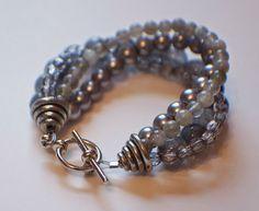 Alluring Multistrand DIY Bracelet