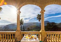 Puigpunyent, Spain...Grand Hotel Son Net