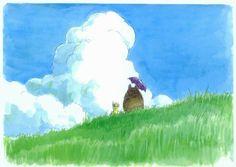 Image 9 - My Neighbor Totoro illustration of the image - manga, anime, recommended! ~ Gundam's blog ~ - Yahoo! blog