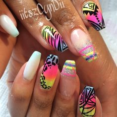 Colorful {iitszCynDii} Pinterest@Sagine_1992 Sagine☀️