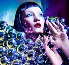 Elizabeth Porodina, trendy fashion photographer, working in Munich.