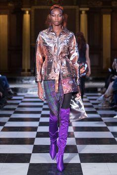 AV Robertson Autumn/Winter 2018 Ready To Wear   British Vogue
