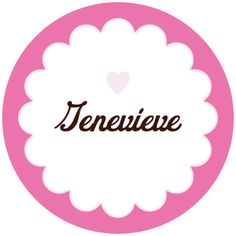 "Genevieve ... ""beautiful, gentle, romantic"". The meaning is ""woman of the people""."