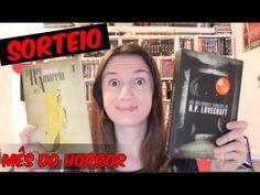 SORTEIO! \o/ : H. P. Lovecraft + O Rei de Amarelo (Mês do Horror - Ano III)