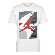 Jordan Retro 7 Blocked T-Shirt - Men's at Foot Locker