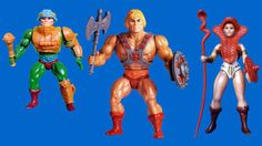 Flash back to 5 best toys of the '80s