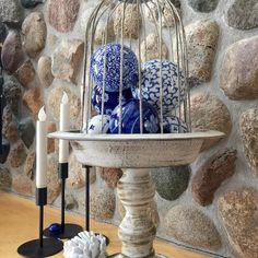 New mantel decor!  Change is good! #decorsteals #manteldesign #birdonwirevintage