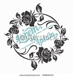 Find Rose Motif Design stock images in HD and millions of other royalty-free stock photos, illustrations and vectors in the Shutterstock collection. Stencil Patterns, Stencil Designs, Motif Design, Design Elements, Stencil Rosa, Glass Engraving, Ornaments Design, Stained Glass Patterns, Pattern Illustration