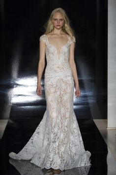 Pin for Later: Your Guide to 2017's Biggest Wedding Dress Trends  Reem Acra Bridal Spring 2017