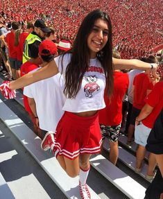 22 Game Day Outfits All College Girls Need To Copy – Dorm planning – – gameday College Girls, College Wear, College Game Days, College Outfits, College Party Outfit, College Wardrobe, College Parties, Summer Outfits, Cute Outfits